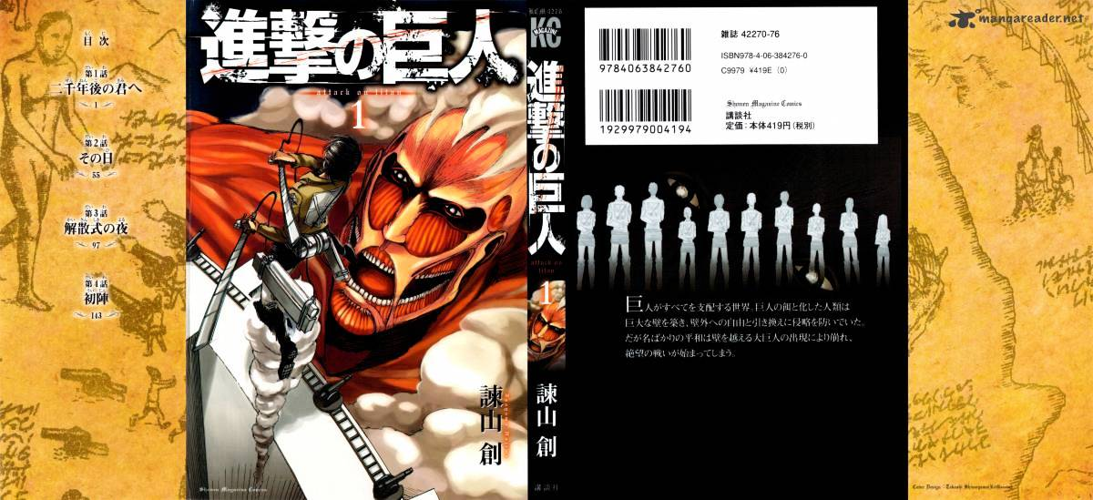 Read Attack on Titan Manga English New Chapters Online ...